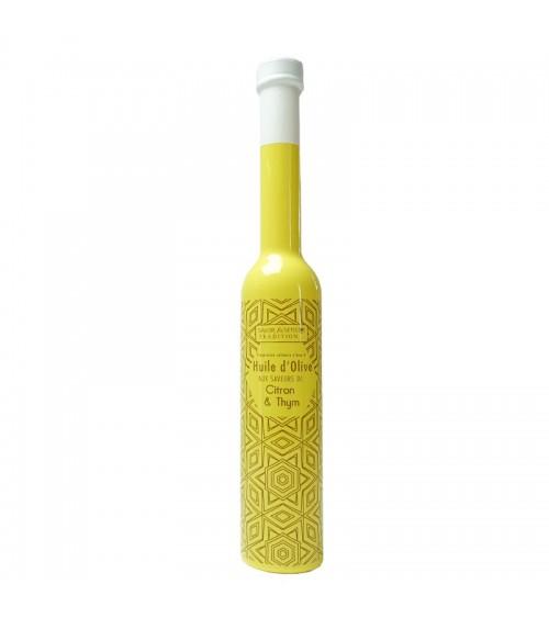Huile d'Olive saveur Citron...