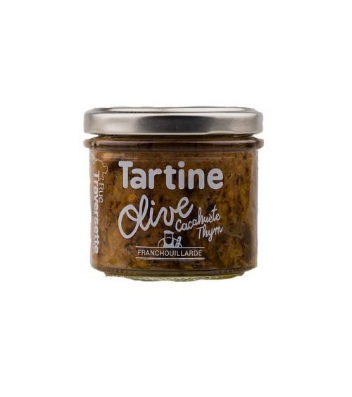 Tartinade Olive Noire -...