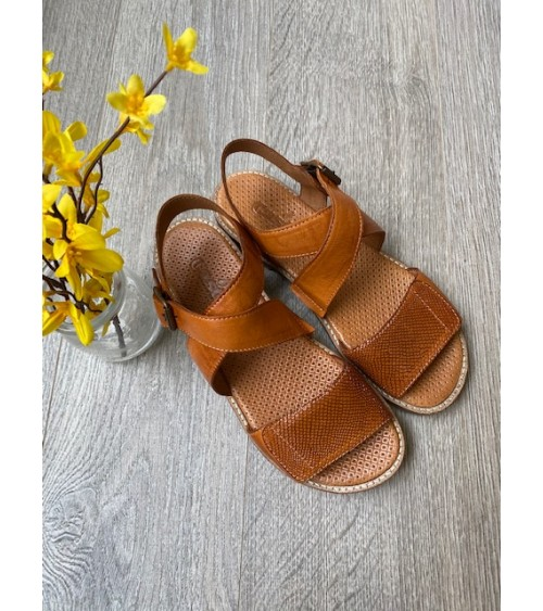 Sandale plate Casta , cuir...