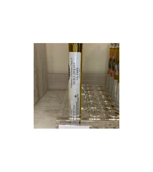 Spray Huile D'olive Vanille...