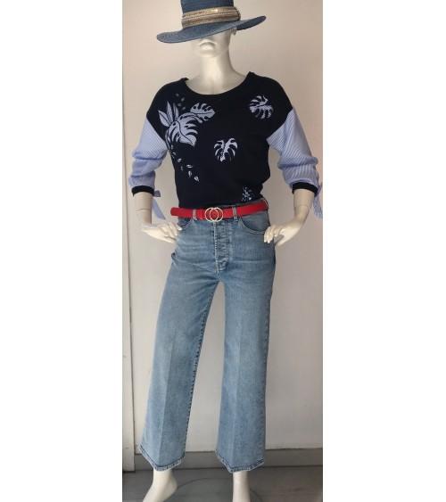 Jeans 7/8eme HEARTLESS